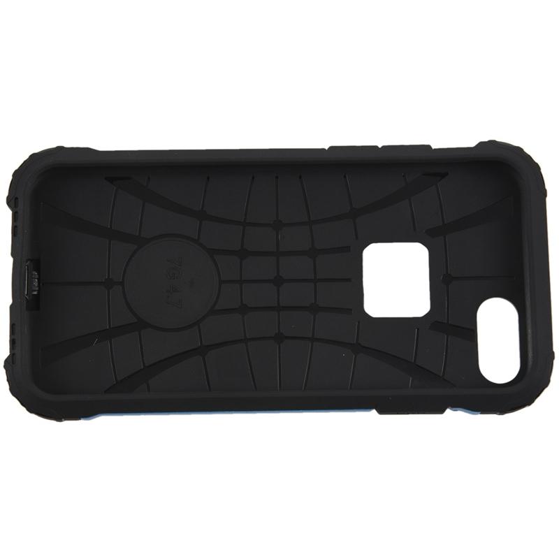 Indexbild 3 - für IPhone 7 Fall StoßDäMpfende Anti-Kratz-Dual-Layer-SchutzhüLle für Den H G4X1