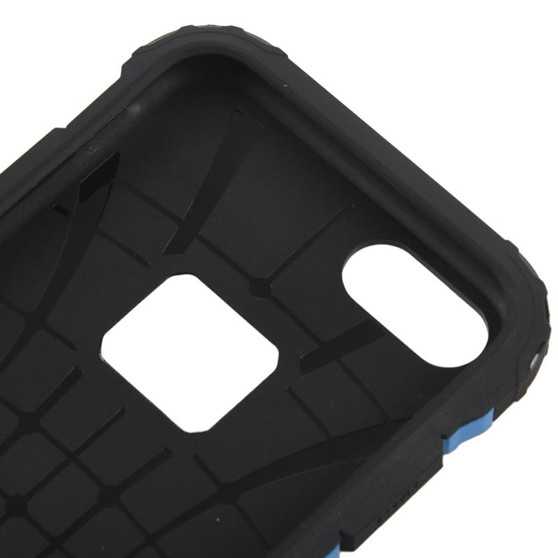 Indexbild 8 - für IPhone 7 Fall StoßDäMpfende Anti-Kratz-Dual-Layer-SchutzhüLle für Den H G4X1