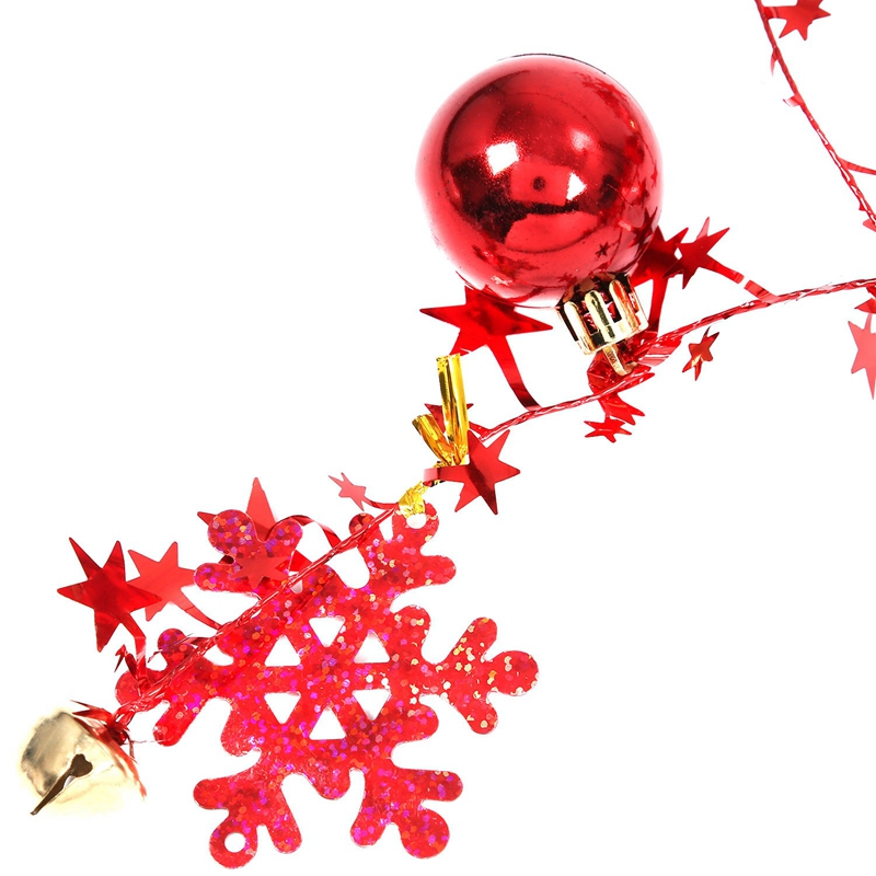 5X-2-Mt-Weihnachten-Baum-Dekor-Kugel-Christus-Baum-Kugel-Party-HaeNgen-Ball-Q8H5 Indexbild 8