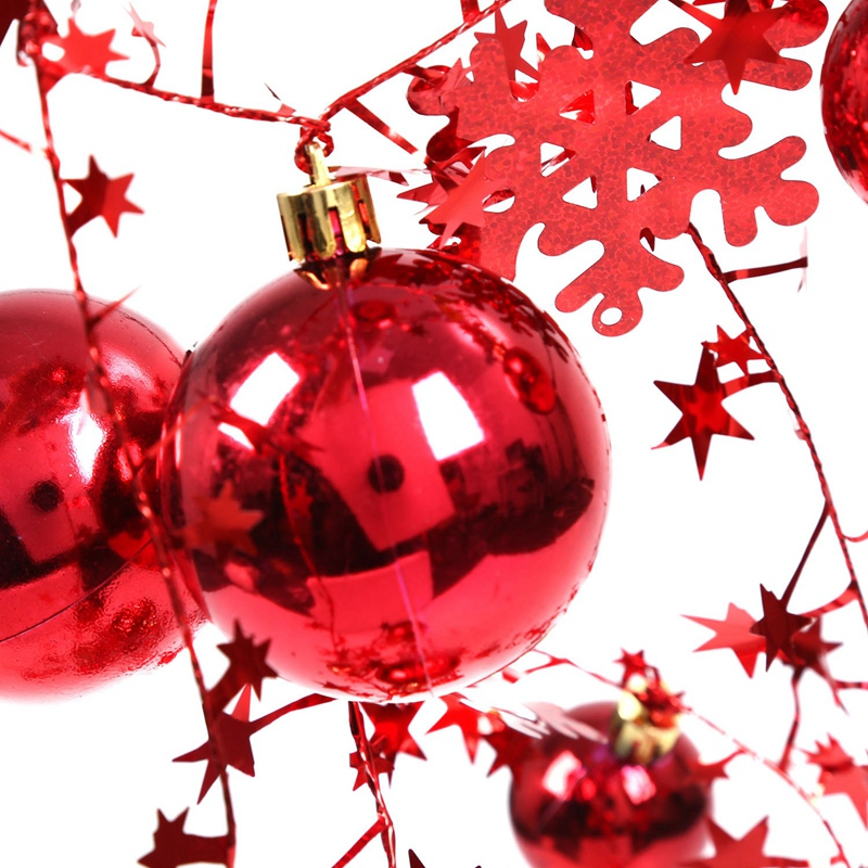 5X-2-Mt-Weihnachten-Baum-Dekor-Kugel-Christus-Baum-Kugel-Party-HaeNgen-Ball-Q8H5 Indexbild 9