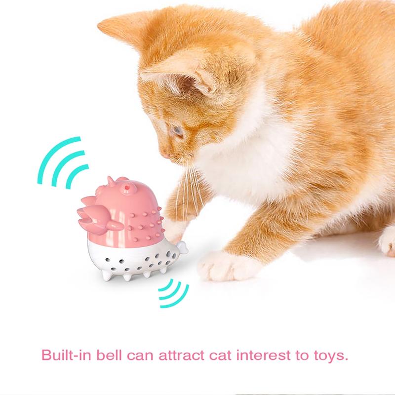 Indexbild 6 - KatzenzahnbüRste Katzenminze Spielzeug Zahnpflege NachfüLlbare Katzenminze inze