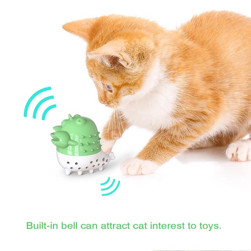 Indexbild 16 - KatzenzahnbüRste Katzenminze Spielzeug Zahnpflege NachfüLlbare Katzenminze inze