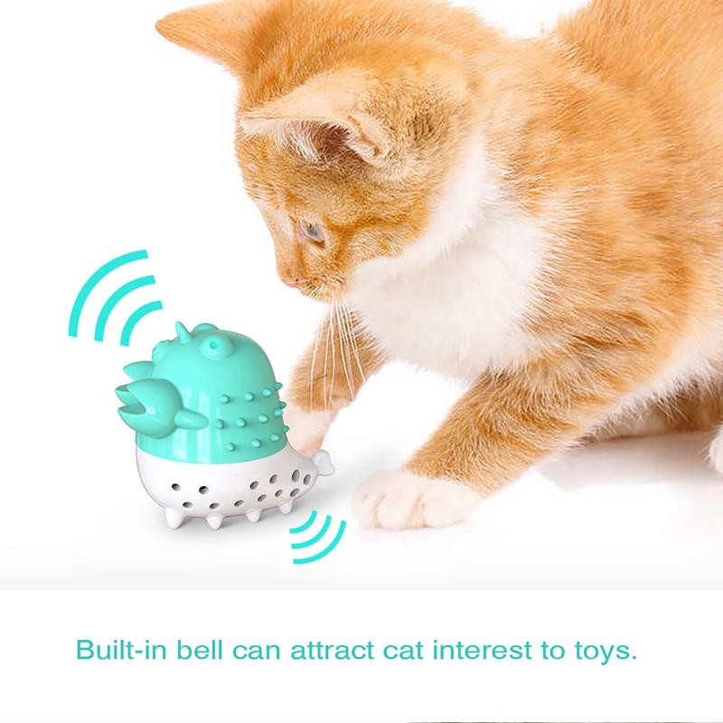 Indexbild 36 - KatzenzahnbüRste Katzenminze Spielzeug Zahnpflege NachfüLlbare Katzenminze inze