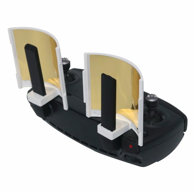 10X-Foldable-Antenna-Signal-Range-Booster-Amplifier-Range-Extender-for-DJI-X2F3 miniatuur 4