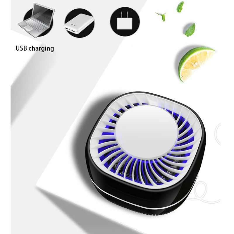 Tueur-de-Moustiques-eLectrique-Lampe-UV-USB-Bug-Zappers-Pas-Bruit-Pas-de-R-K7F4 miniature 5