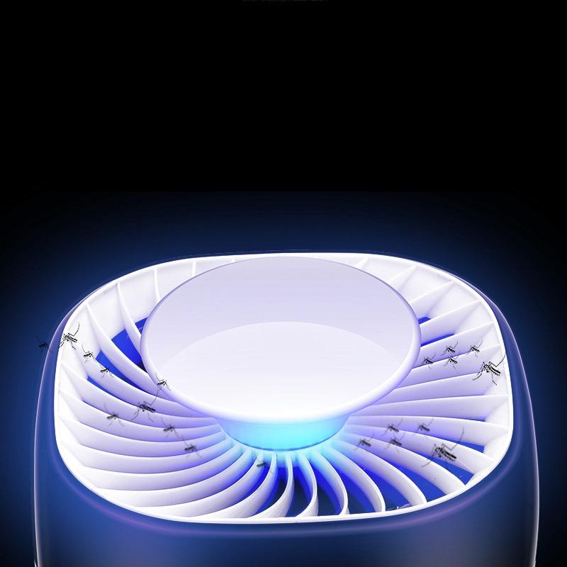 Tueur-de-Moustiques-eLectrique-Lampe-UV-USB-Bug-Zappers-Pas-Bruit-Pas-de-R-K7F4 miniature 7