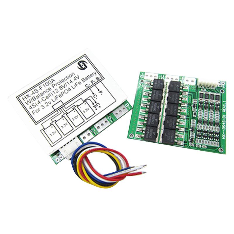 4S-12-8V-14-8V-Lithium-Battery-LiFe-LiFePO4-Li-Ion-Lipo-Protection-Board-Ba-Y5K4 thumbnail 3