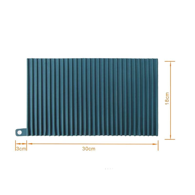 Silikonschale-Tischset-Geschirr-LoeFfel-Pad-Holz-Silikonmatte-KueChenuntersetJ8U4 Indexbild 3