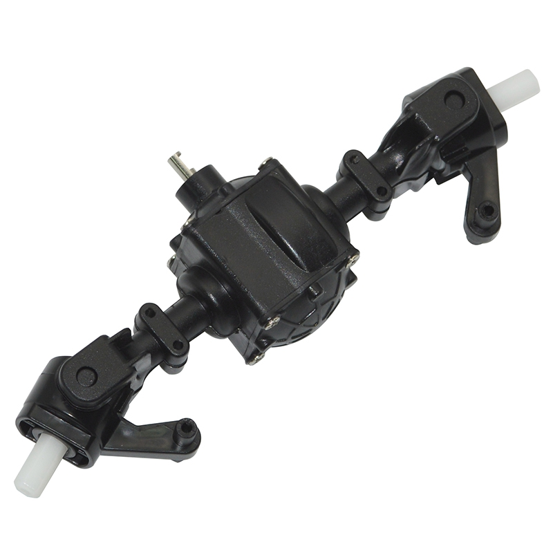 3X-Upgrade-Metal-Gear-Sturdy-Front-Rear-Axle-with-1-Set-Shaft-Assembly-Spa-Q3G0 miniatuur 4
