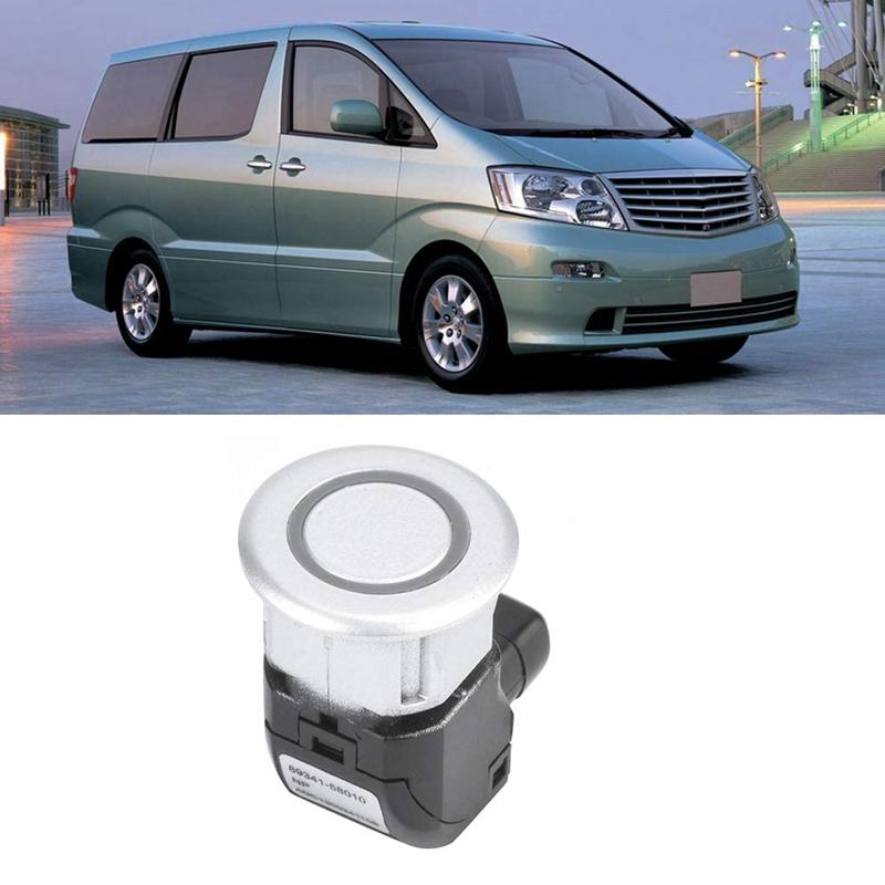 2X-Car-Reversing-Sensor-Electric-Eye-Sensor-Parking-Sensor-for-Toyota-Alpad-Q5S2 miniatuur 6