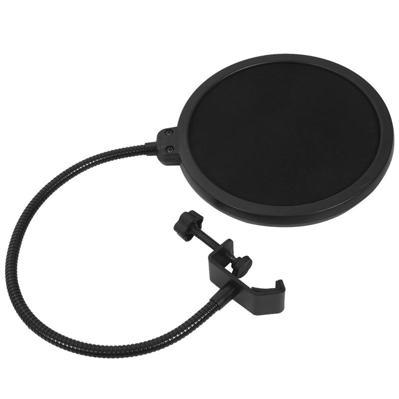 BM800-Condenser-Microphone-Kit-Studio-Suspension-Boom-Scissor-Arm-Sound-Car-I5X2 thumbnail 3