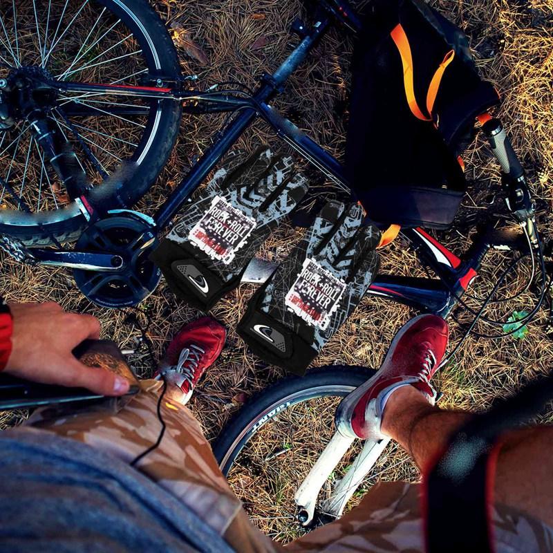 1-Paire-de-Gants-de-Cyclisme-Doigt-Complet-Antichoc-VeLo-eCran-Tactile-Unis-A6Y2 miniature 4