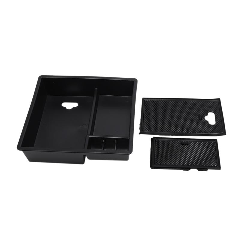 3X-Car-Central-Handrail-Storage-Box-Console-Handrail-Armrest-Storage-Glove-X8S6 miniatuur 7