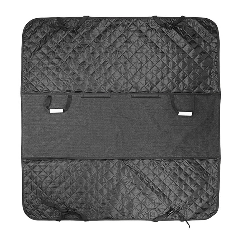 5X(New Car Rear Seat Pets Mat Cover Fit for Tesla Model 3 ...