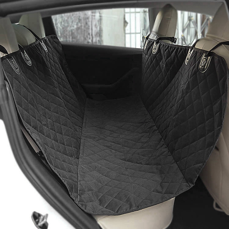 New Car Rear Seat Pets Mat Cover Fit for Tesla Model 3/S/X ...