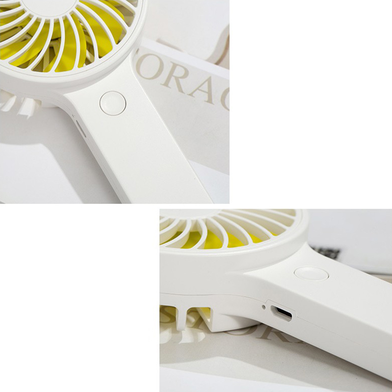 DC5V-Ventilateur-Portatif-Ultra-Mince-Charge-USB-DeTachable-Muet-Petit-Vent-H1Y7 miniature 14