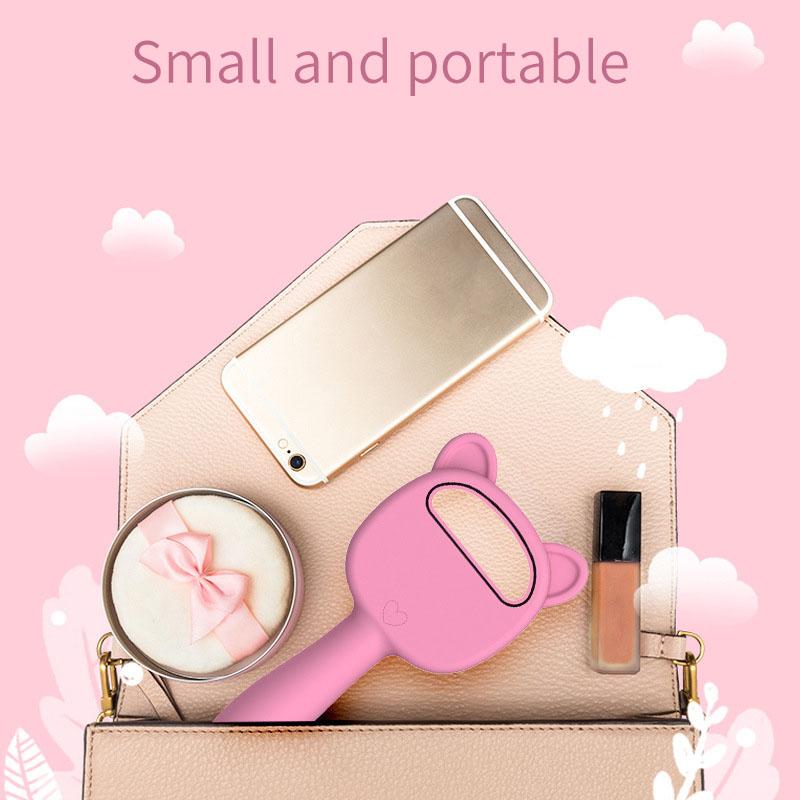Portable-SeCurite-Sans-Lame-Ventilateur-de-Poche-Mini-Refroidisseur-D-039-Air-S-Z8B3 miniature 5