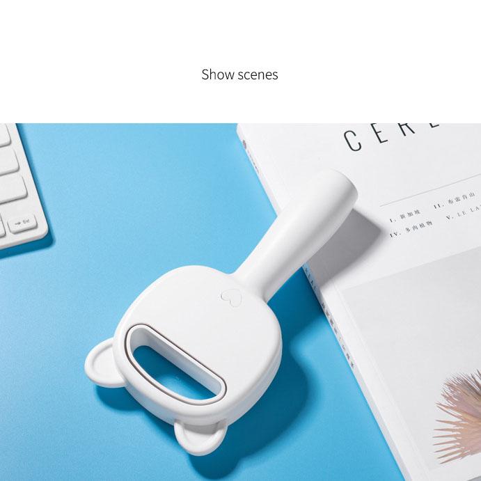 Portable-SeCurite-Sans-Lame-Ventilateur-de-Poche-Mini-Refroidisseur-D-039-Air-S-Z8B3 miniature 6
