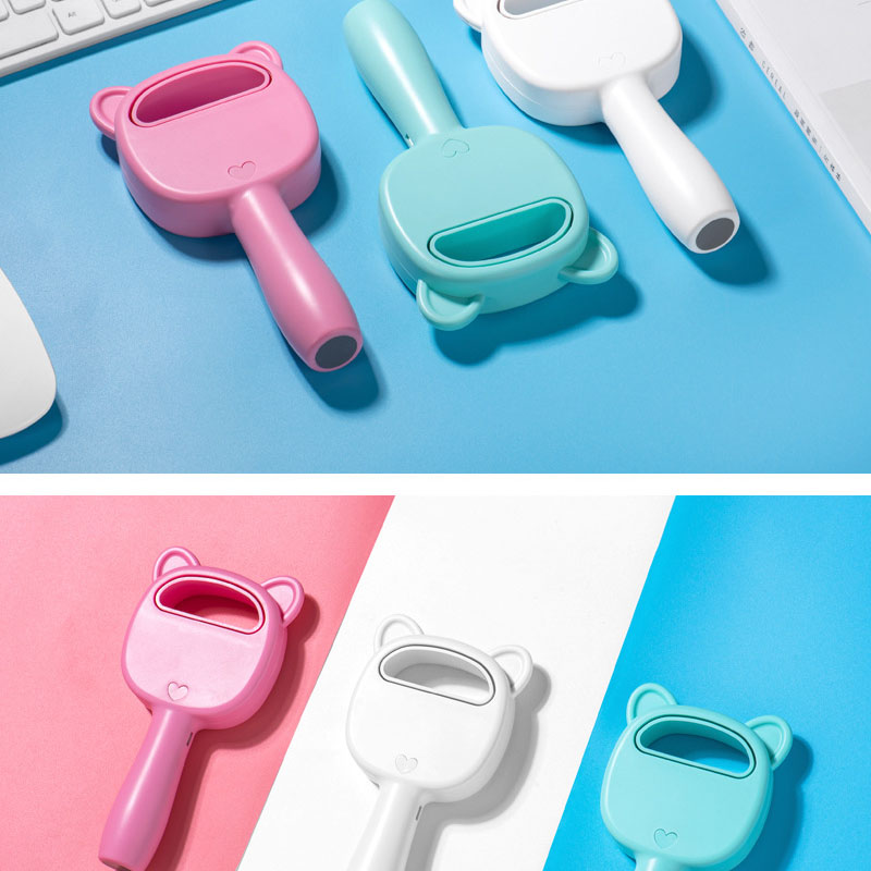 Portable-SeCurite-Sans-Lame-Ventilateur-de-Poche-Mini-Refroidisseur-D-039-Air-S-Z8B3 miniature 9