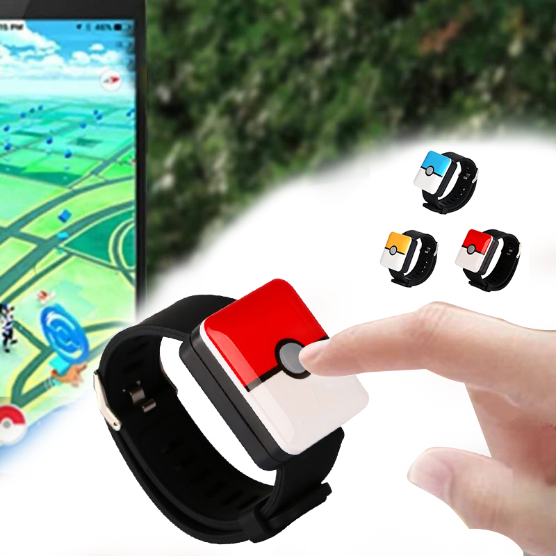 miniatura 3 - Bluetooth Reloj Inteligente Pulsera Interruptor de banda de carga para Pokemons ir Plus P C5D4