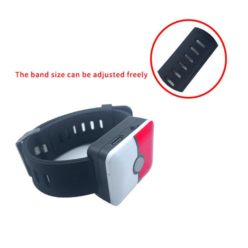 miniatura 18 - Bluetooth Reloj Inteligente Pulsera Interruptor de banda de carga para Pokemons ir Plus P C5D4