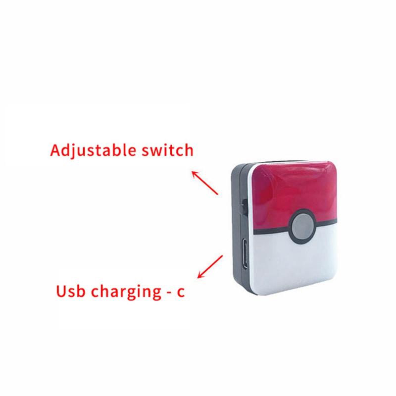 miniatura 25 - Bluetooth Reloj Inteligente Pulsera Interruptor de banda de carga para Pokemons ir Plus P C5D4