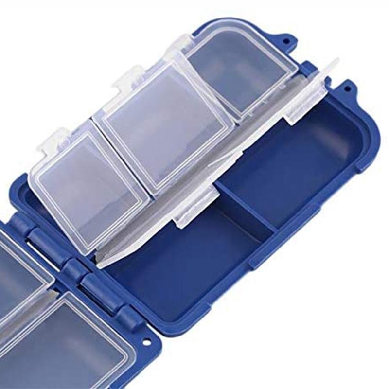 Fliegen Köder Aufbewahrungsbox Gerät Koffer Wasserdicht Fliegenfischen
