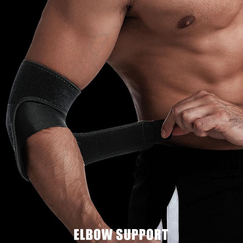 Boer-Elbow-Support-Verstellbare-Tennisellenbogen-StueTzstrebe-perfekt-fuer-Ve-R4I6 Indexbild 15