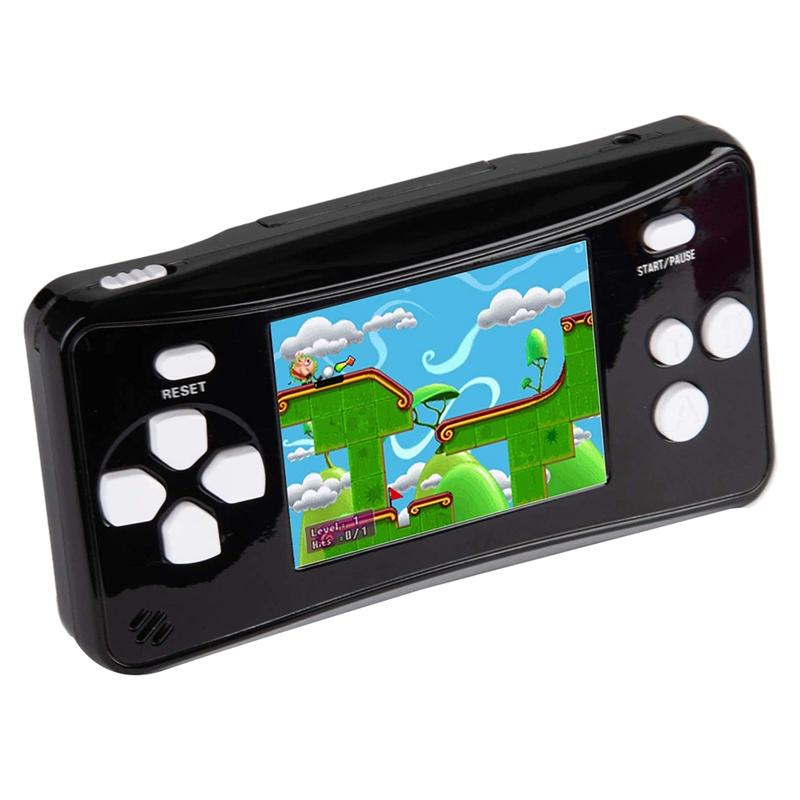 miniature 3 - Portable Handheld Console de jeu pour Children, Arcade System Consoles de jeu vidv 3D9