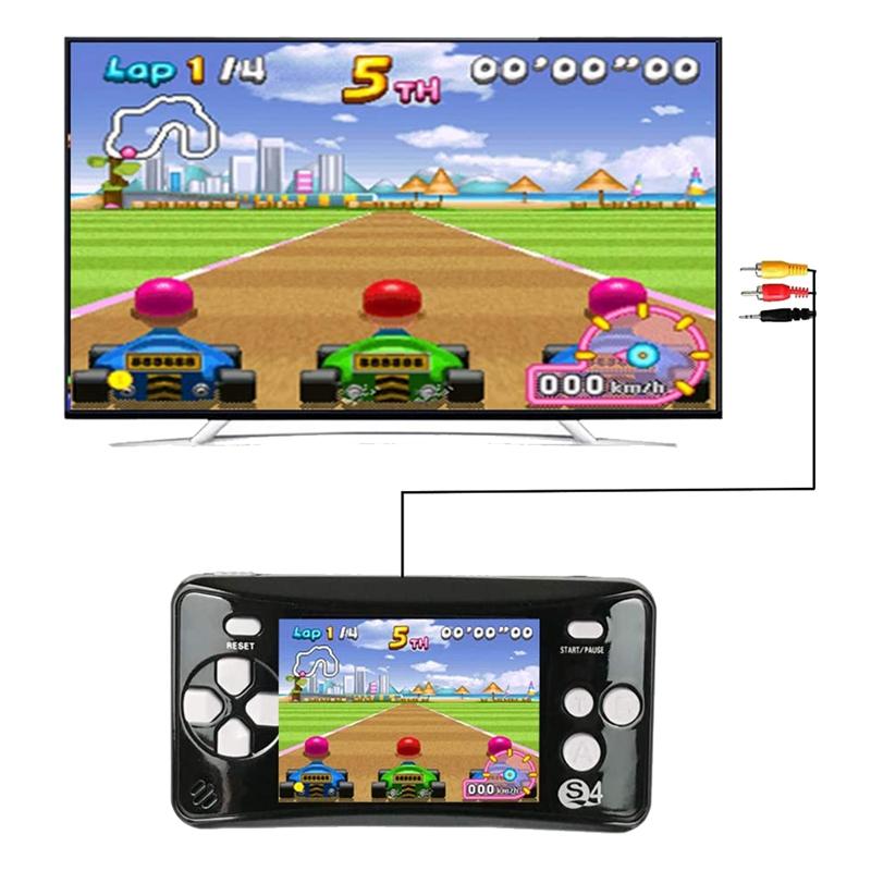 miniature 4 - Portable Handheld Console de jeu pour Children, Arcade System Consoles de jeu vidv 3D9