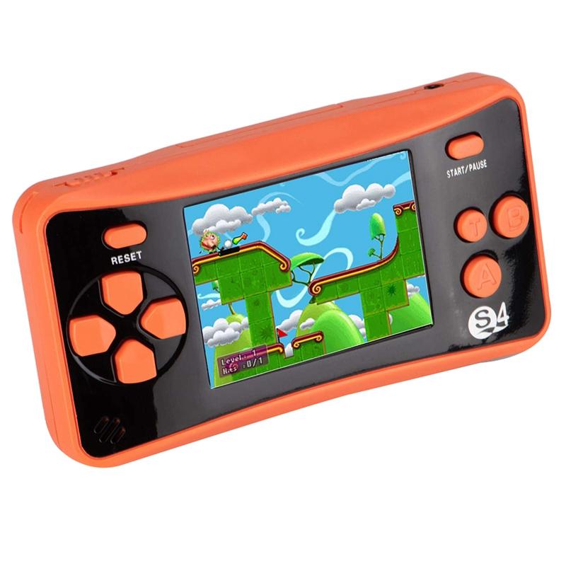 miniature 10 - Portable Handheld Console de jeu pour Children, Arcade System Consoles de jeu vidv 3D9