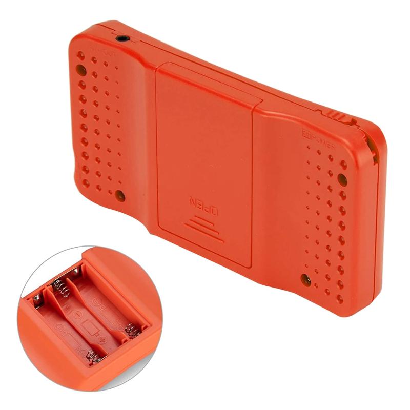 miniature 14 - Portable Handheld Console de jeu pour Children, Arcade System Consoles de jeu vidv 3D9