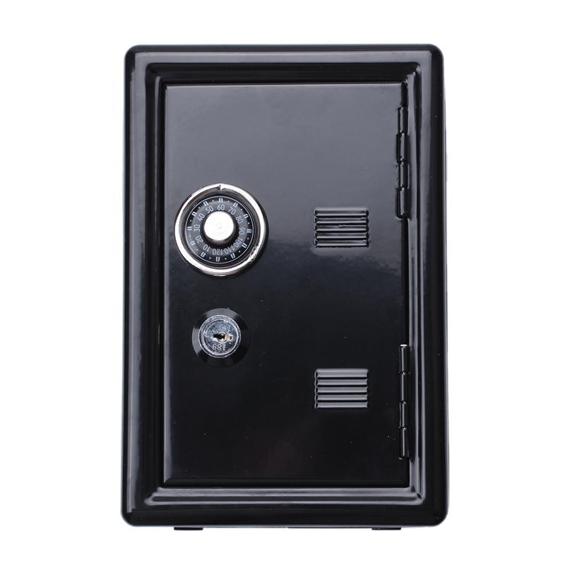 3X-Hucha-Creativa-Mini-Atm-Caja-de-Dinero-Contrasena-Digital-Monedas-Efecti-9G3 miniatura 3