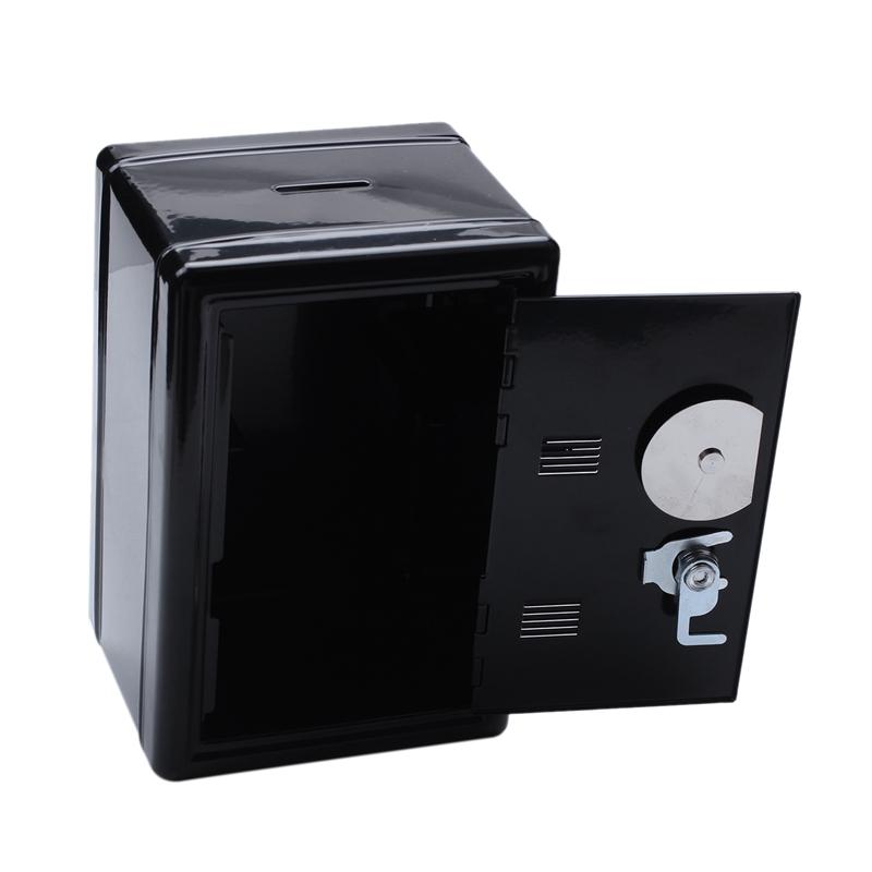 3X-Hucha-Creativa-Mini-Atm-Caja-de-Dinero-Contrasena-Digital-Monedas-Efecti-9G3 miniatura 6