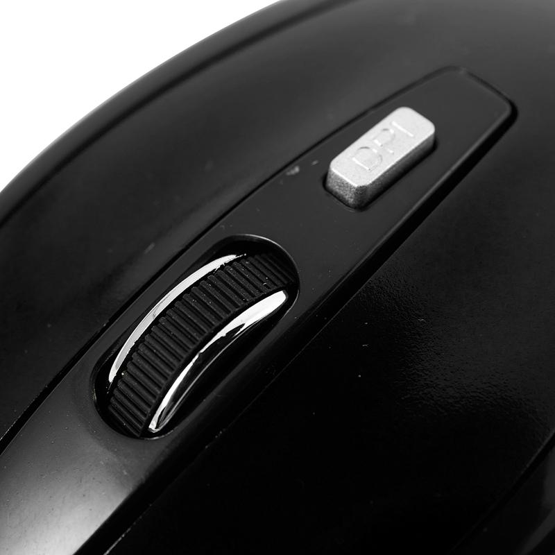 miniature 9 - 1X-Souris-Optique-Sans-Fil-2-4-GHz-et-ReCepteur-USB-pour-Ordinateur-Portabl-N6Q1