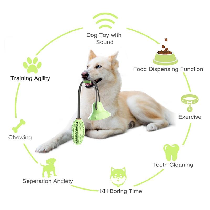 Multifunctional-Pet-Molar-Bite-Toy-Interactive-Fun-Pet-Leakage-Food-Toy-wi-D0E6 thumbnail 4