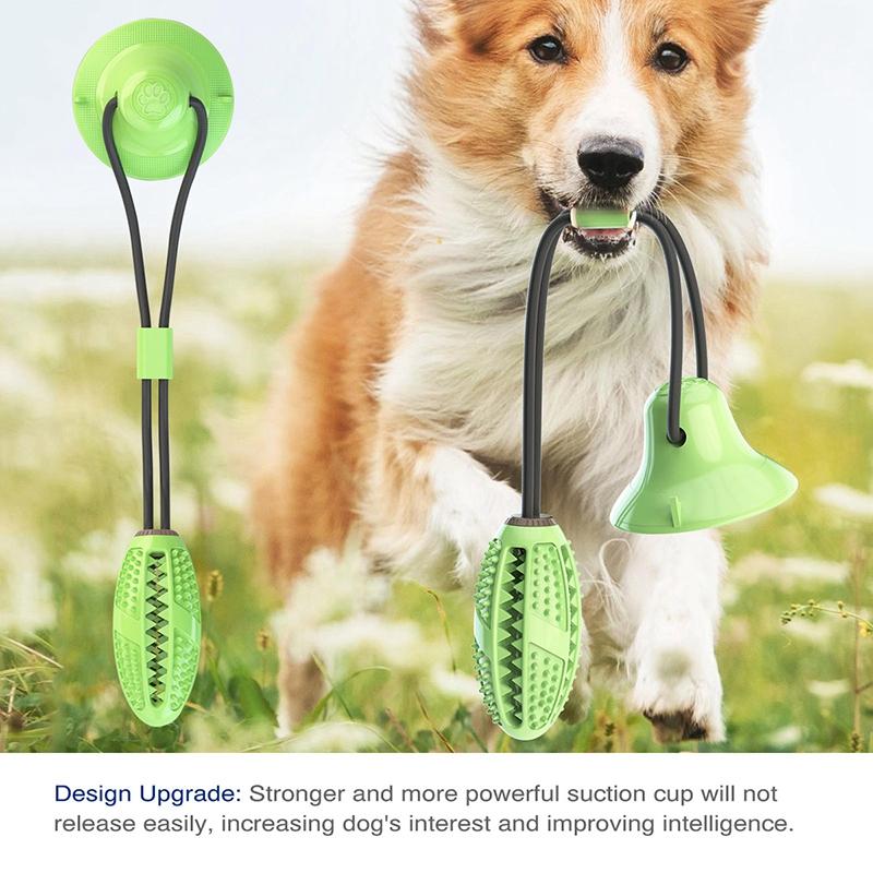 Multifunctional-Pet-Molar-Bite-Toy-Interactive-Fun-Pet-Leakage-Food-Toy-wi-D0E6 thumbnail 8