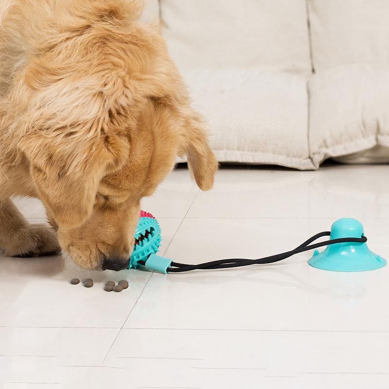 Multifunctional-Pet-Molar-Bite-Toy-Interactive-Fun-Pet-Leakage-Food-Toy-wi-D0E6 thumbnail 29