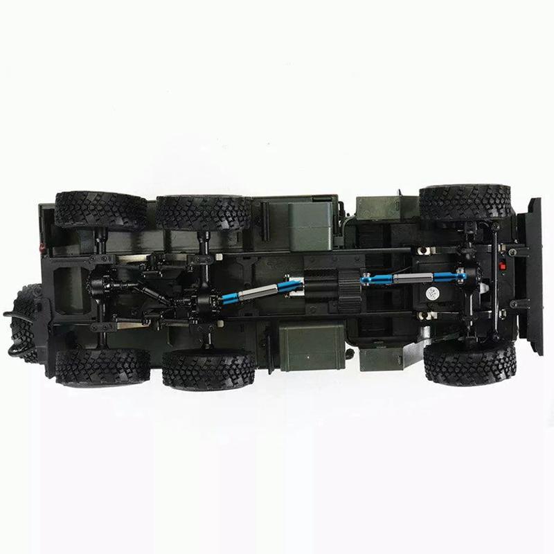 fuer-Metall-Spurstange-fuer-WPL-1-16-Henglong-Truck-Crawler-Update-Teile-V3A7 Indexbild 3