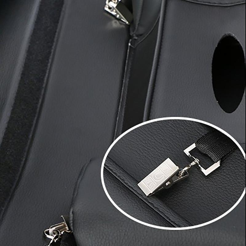 Car-Rear-Seat-Storage-Bag-Seat-Back-Bag-Garbage-Bag-Multifunctional-Rear-X1V7 thumbnail 7