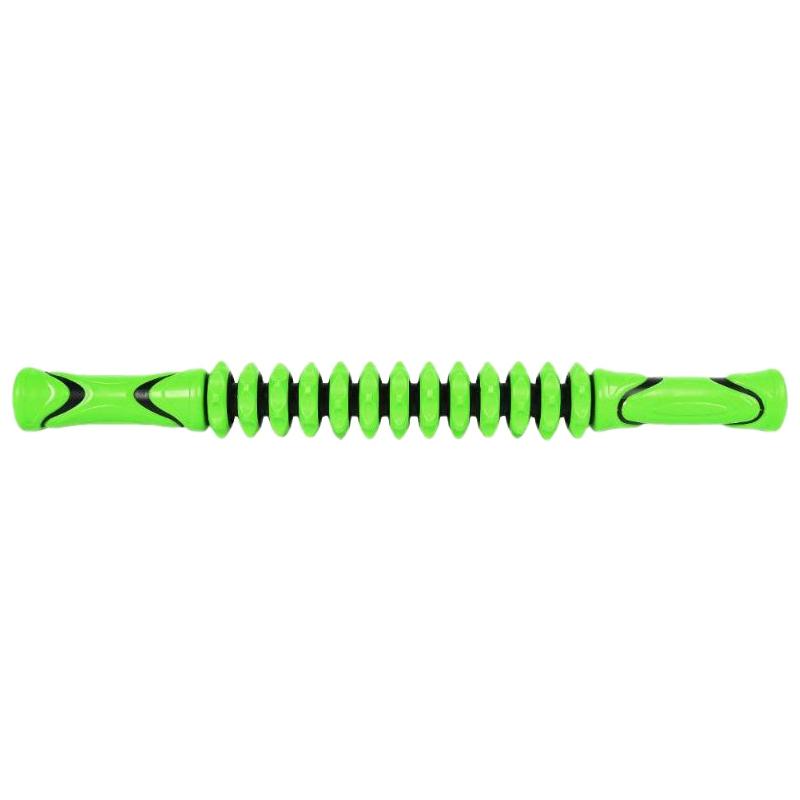 Sollievo-Dal-Dolore-Muscolare-Massaggiatore-Bastone-Asta-Attrezzo-per-Yoga-X8M7 miniatura 2