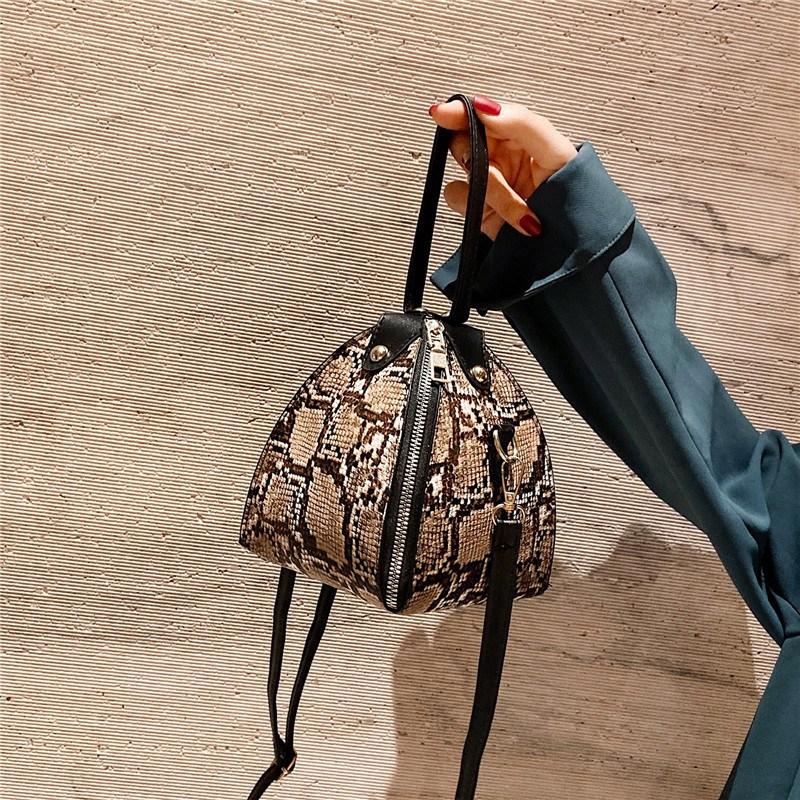 Handbags-Messenger-Bags-Print-Women-039-S-Trend-Large-Capacity-Leather-ShoulderX9H6 thumbnail 4