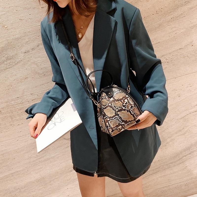 Handbags-Messenger-Bags-Print-Women-039-S-Trend-Large-Capacity-Leather-ShoulderX9H6 thumbnail 5