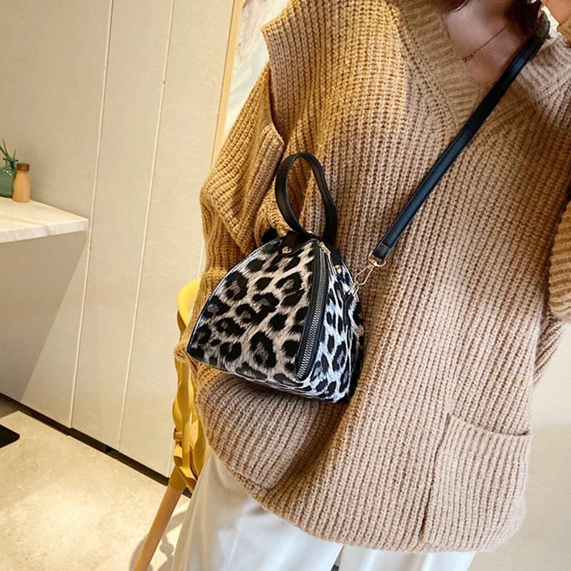 Handbags-Messenger-Bags-Print-Women-039-S-Trend-Large-Capacity-Leather-ShoulderX9H6 thumbnail 10