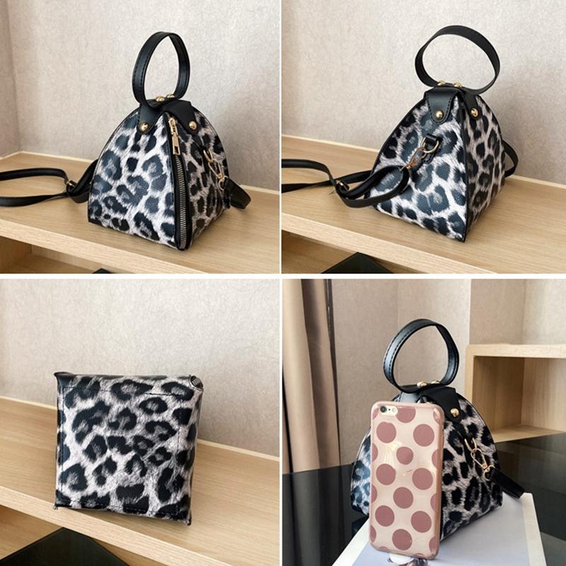Handbags-Messenger-Bags-Print-Women-039-S-Trend-Large-Capacity-Leather-ShoulderX9H6 thumbnail 18