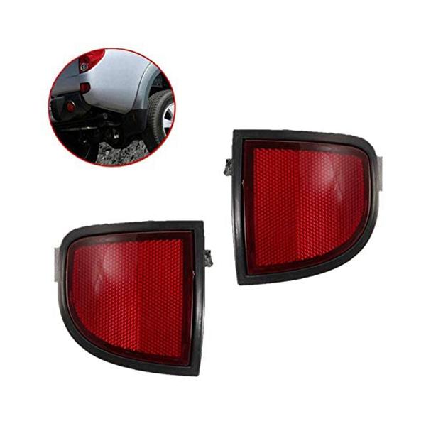 Moligh doll Spia della Luce del Riflettore del Paraurti Posteriore della Coda Auto per L200 Stop Spia della Luce della Coda Posteriore LC036LH Destra
