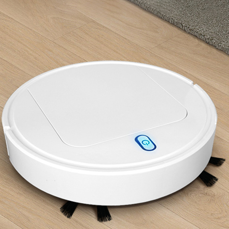 2X(IS26 3 in 1 Smart Robot Vacuum Cleaners Auto Smart Sweeping Dry Wet Mop I7Z7