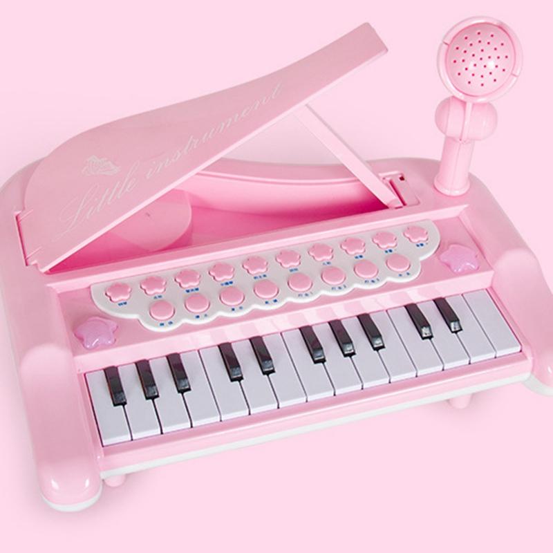 Principiante-di-Strumento-Musicale-Pianoforte-Elettronico-Multifunzionale-C-H8T7 miniatura 8