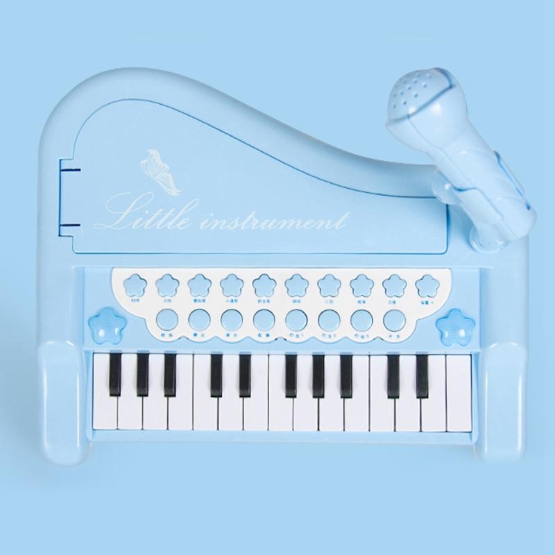 Principiante-di-Strumento-Musicale-Pianoforte-Elettronico-Multifunzionale-C-H8T7 miniatura 12