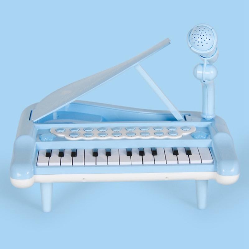 miniatura 13 - Principiante-di-Strumento-Musicale-Pianoforte-Elettronico-Multifunzionale-C-H8T7
